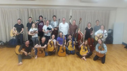 Actor-Musicianship Workshop