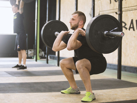 Back Squats vs. Front Squats: Looking at Biomechanics