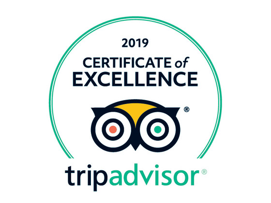 Certificate of Excellence 2019