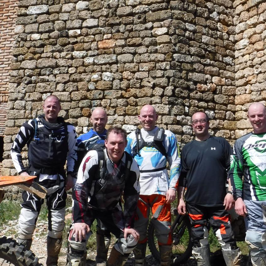 Will, Phil, Rene & Andrew's Tours