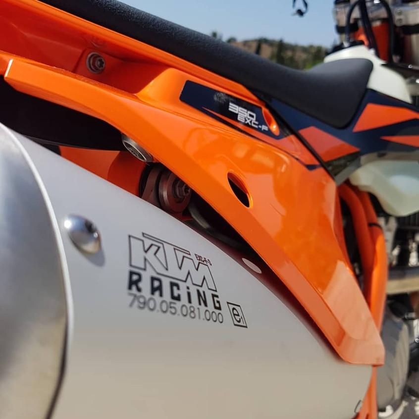 MY 2019 KTM 350 EXC-F