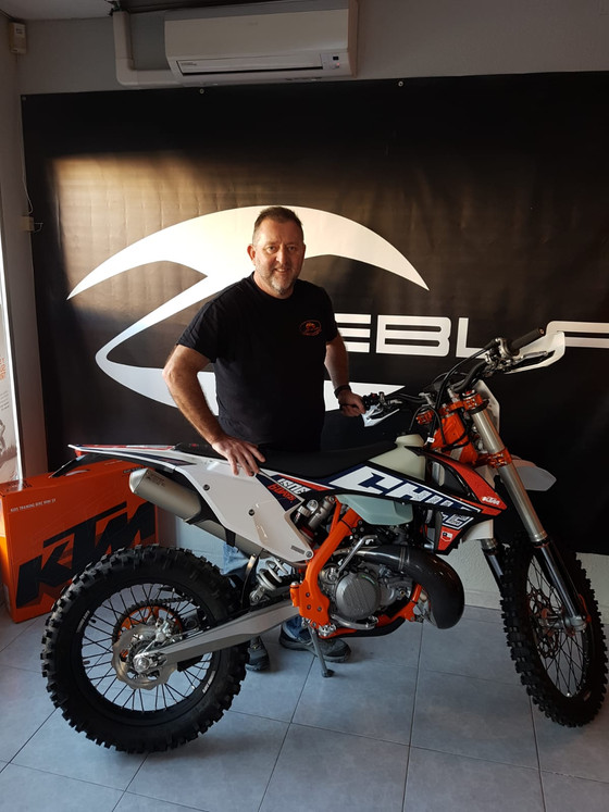 Another New Baby - KTM 300 EXC TPI