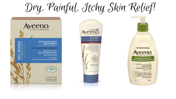 Dry, Painful, Itchy Skin!