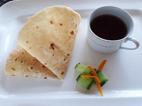 Chapati (African Flat Bread)