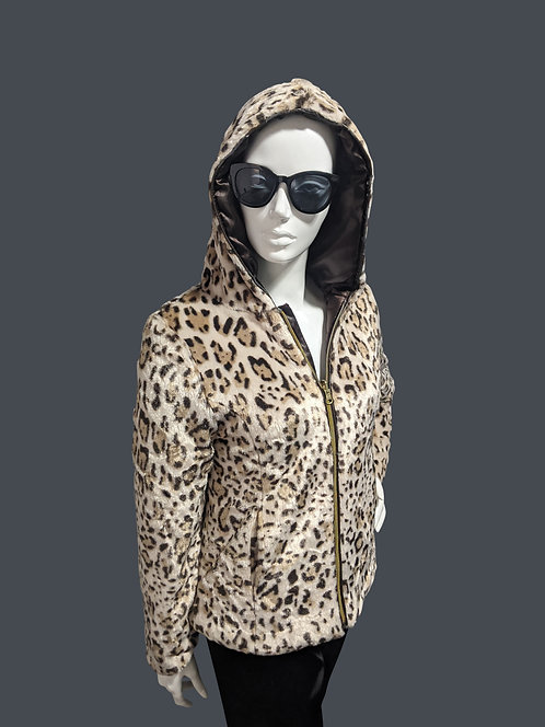 Leopard Hoodie(XL)