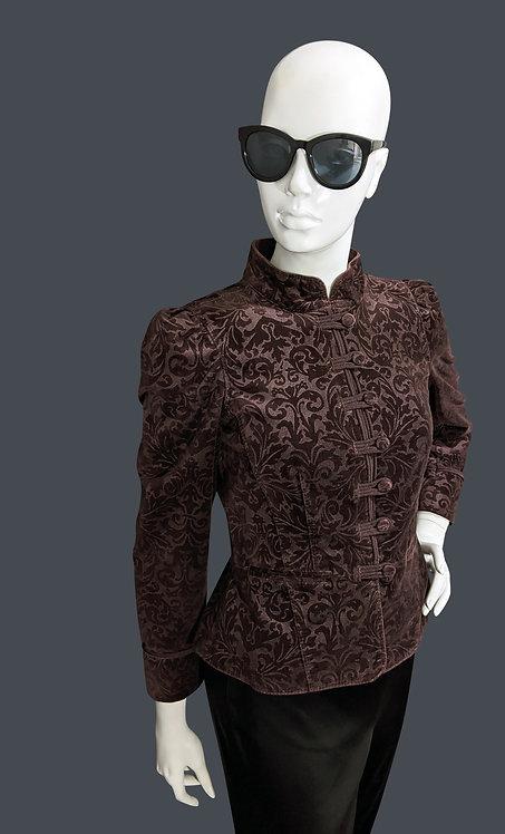 Burgundy Jacket(2P)