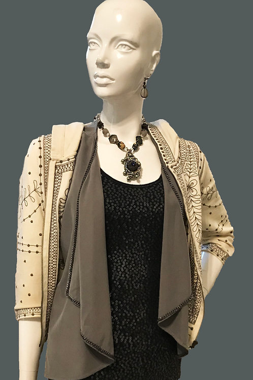 Chain Trim Vest (M)