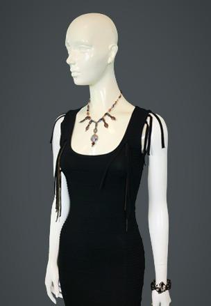 Fringe Dress (M)