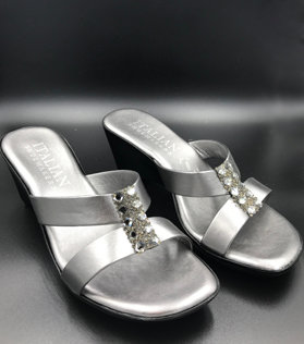 Silver Wedges (6)