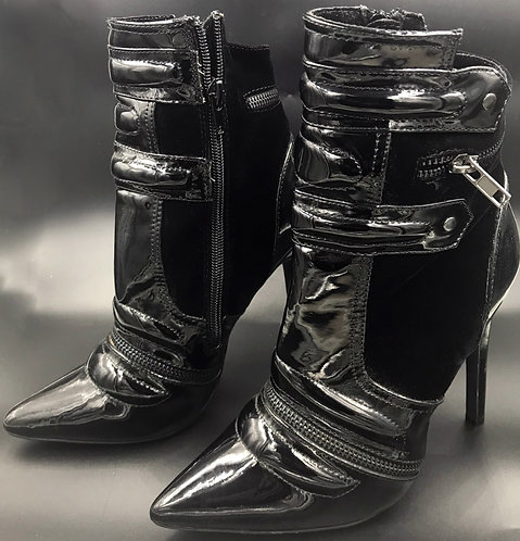 Patent Leather Boots (6)