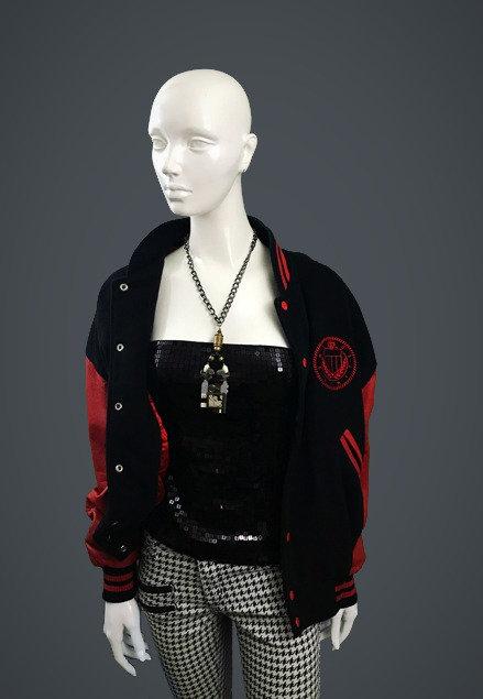 The Limited Vintage Letterman Jacket (S)