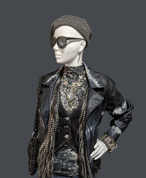 Tie Dye Style Jacket (XL)