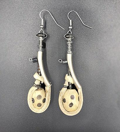 Spot Earrings (Sold)