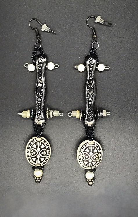 Tribal Earrings (Sold)