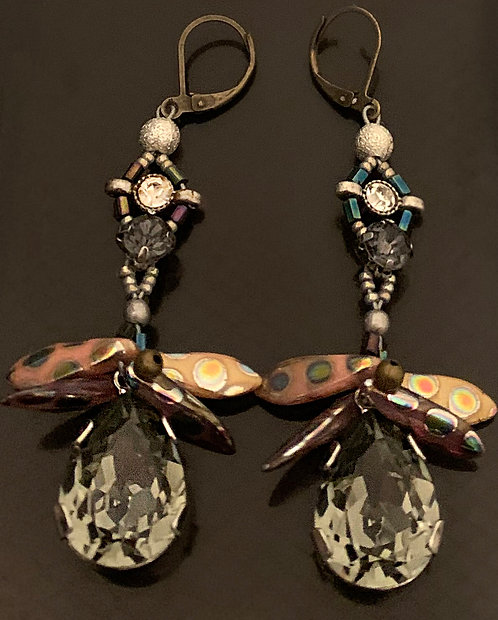 Dragon Fly Earrings
