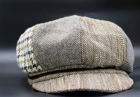 Multi Pattern Hat (L)