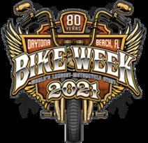2021 Daytona Bike Week Rally