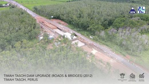 Timah Tasoh Dam Upgrade Works (Roads & Bridges)