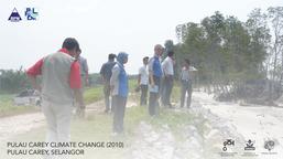Pulau Carey Climate Change