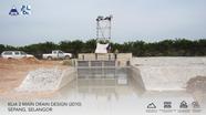 KLIA 2 Main Drain Design
