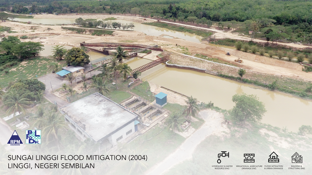 Sungai Linggi Flood Mitigation