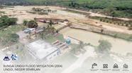 Sungai Linggi Flood Mitigation