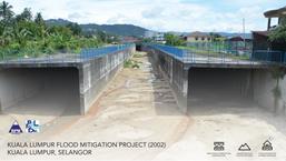 Kuala Lumpur Flood Mitigation Project