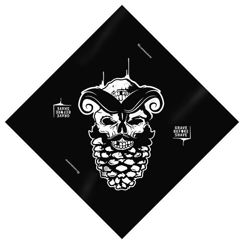 Grave Before Shave Bandana/face cover