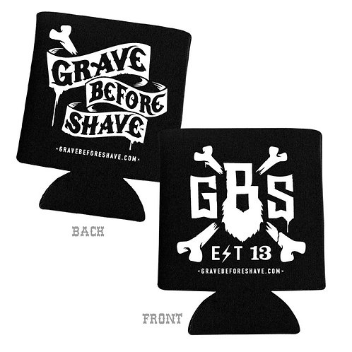Grave Before Shave Stubbie Holder
