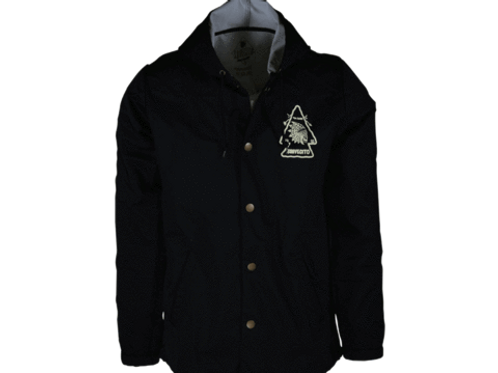 Suavecito Broken Dreams Hooded Windcheater
