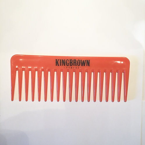 KingBrown Texture comb Orange