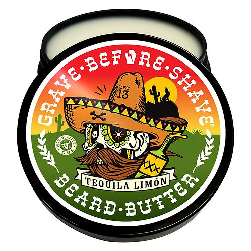 GBS Tequila beard butter 4oz (113gm)