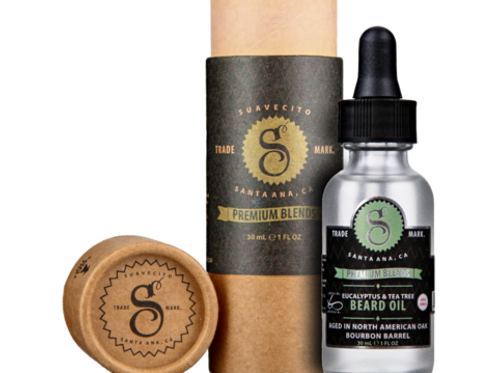 Premium Blends Eucalyptus and Tea Tree Beard Oil