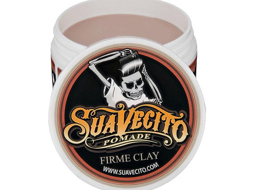 Suavecito Firme Clay pomade 4oz (113gm)