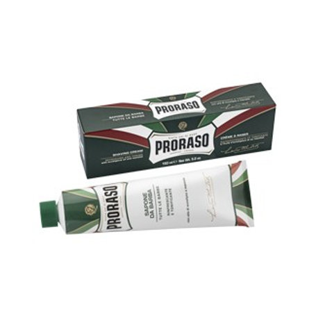 Proraso Shaving Cream Tube Green 150ml