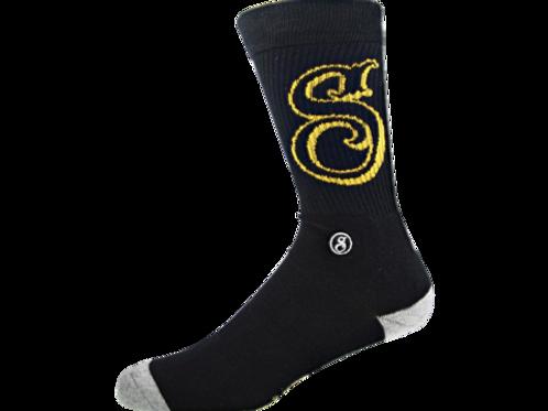 Suavecito Esse Logo Socks