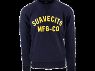 Suavecito El Mirage sweatshirt Navy