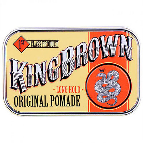 KingBrown: Pomade