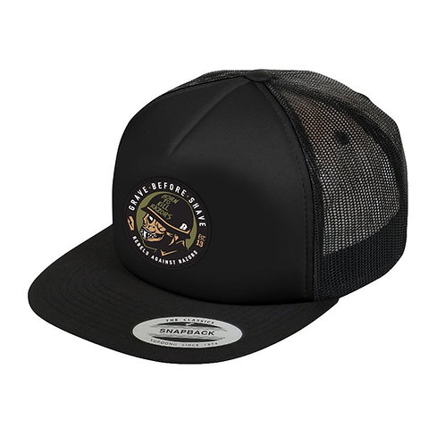 "GBS Monkey ""Born To Kill Razors"" Trucker Hat"