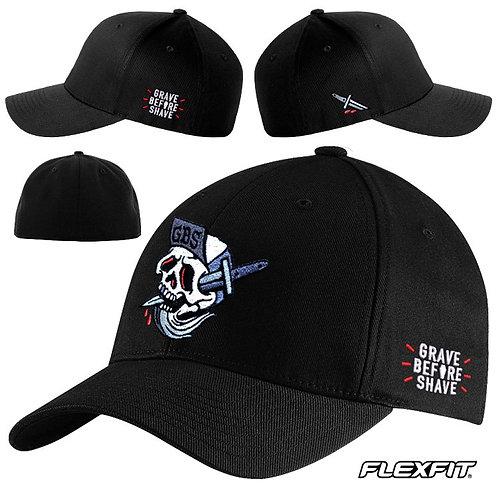 GBS Skull & Dagger flexfit Hat