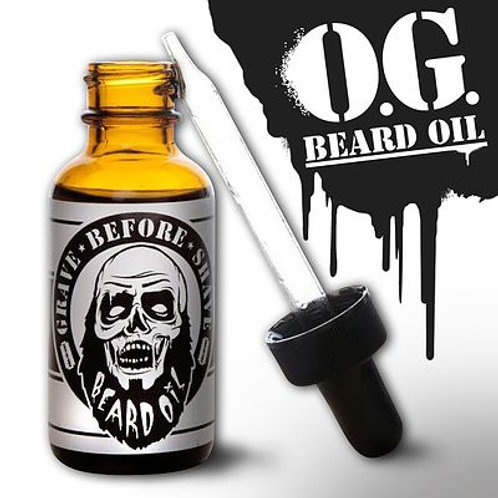 GBS Beard Oil: Original Blend 4oz