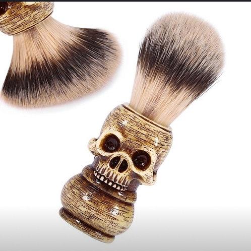 Skull Badger shave brush