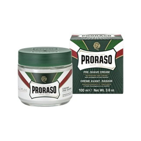 Proraso Pre Shave Cream Green 100ml