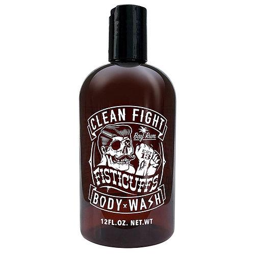Fisticuffs Clean Fight Body wash