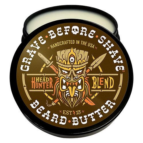GBS Head Hunter beard butter 4oz (113gm)