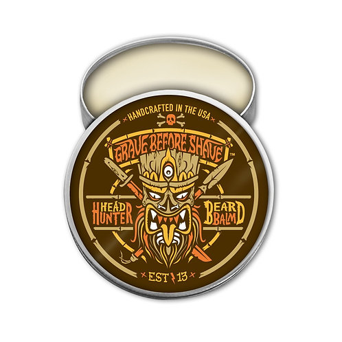 GBS Beard Balm: Head Hunter