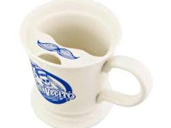 Suavecito Mustache Mug