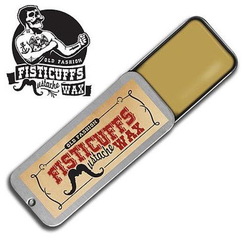 Fisticuffs Moustache Wax: Old Fashioned