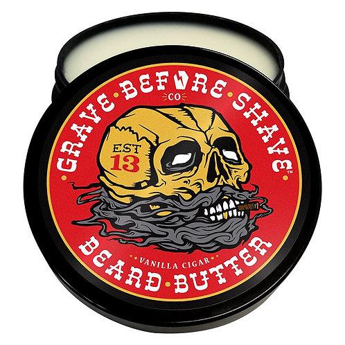 GBS Vanilla Cigar Beard Butter