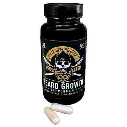 GBS Beard Growth supplement